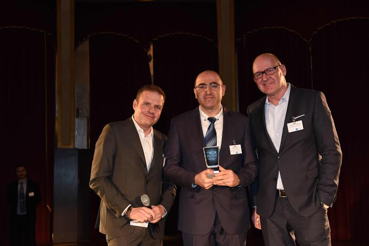 Aydınlı Grup'a EuroCIS'ten ödül