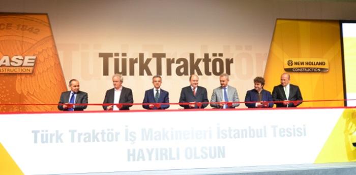 Türktraktör'den yatırım atağı
