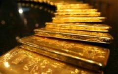 Altın fiyatlarında düşüşe devam