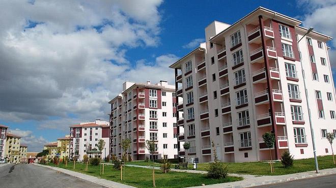 Anadolu'da konut sektörü hareketli