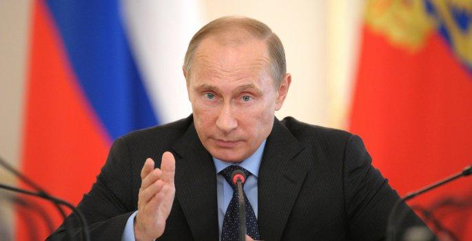 Putin, yaptırımları kaldırdı