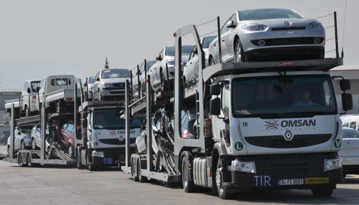 Otomobil satışları 2017'de azaldı