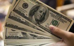Dolar, 3,56'nın altını gördü