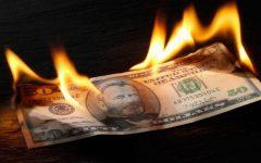 Dolar ateşlendi