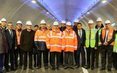 Avrasya Tüneli'nde tarihi gün yaklaşıyor