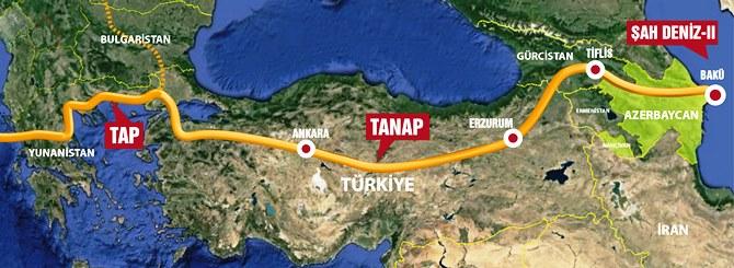Türk Akımı'nda 'su altına' geçiliyor