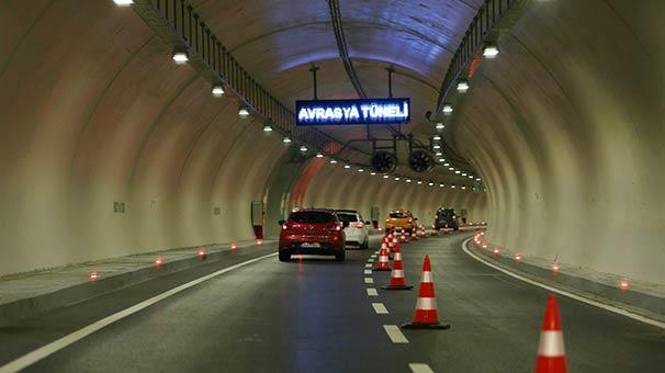 Avrasya Tüneli internetten ödenecek