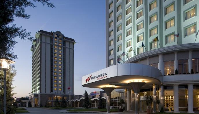 WOW Hotel-Genel Görünüm