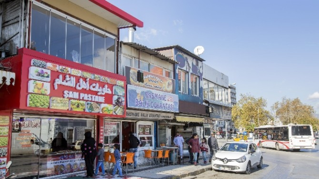Suriyeli göçmenler patron oldu