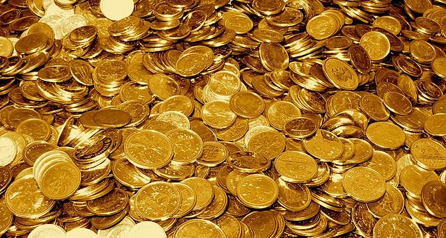 Merkez'in altın rezervleri arttı