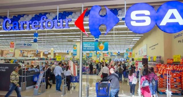 CarrefourSA'dan İzmir'e büyük yatırım