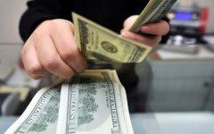 Bankalardaki döviz mevduatı arttı