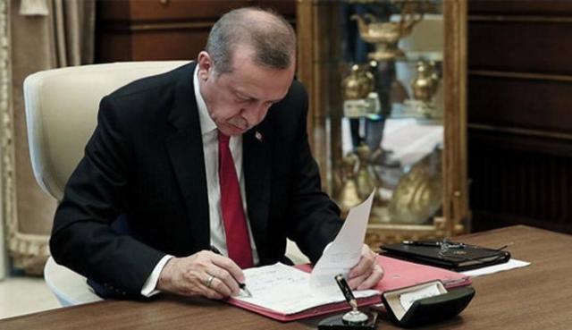 Erdoğan, Varlık Fonu'nun başkanı oldu