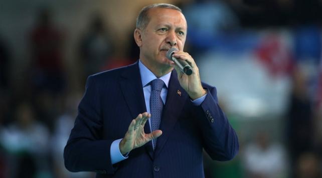 Erdoğan'dan, sanayicilere döviz uyarısı