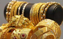 Altın, Dolar ile birlikte yükseliyor