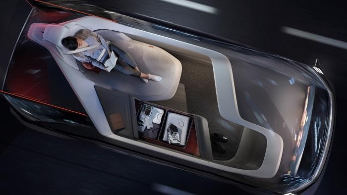 Sürücüsüz otomobilde uyumak ister misiniz?