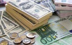 Merkez Bankası'nın döviz rezervleri azaldı