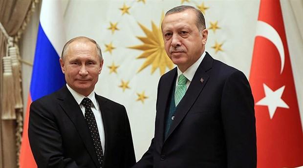 Erdoğan ve Putin bir araya gelecek