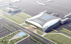 Havalimanını Türk şirketi yaptı, Putin açacak