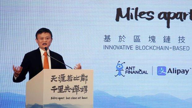 Çinli Ant Group 28 milyar dolarlık halka arz