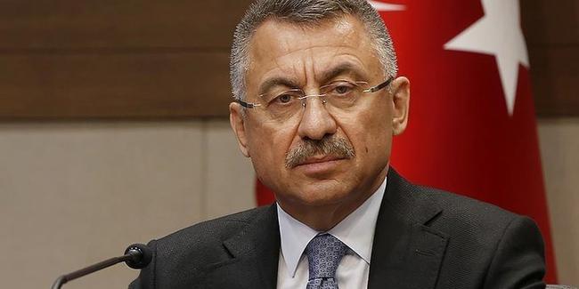 Cumhurbaşkanı Yardımcısı Oktay, büyüme tahminini açıkladı