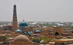 Özbekistan'da Aksakal Süleyman dedenin anlattığı hikaye…