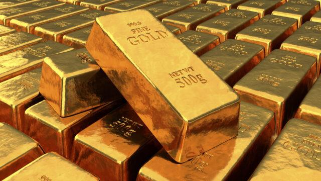 Altından hızlı yükseliş sonrası sert düşüş