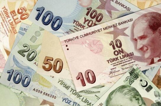 Hazine alacakları kasım sonu itibarıyla 18,5 milyar lira