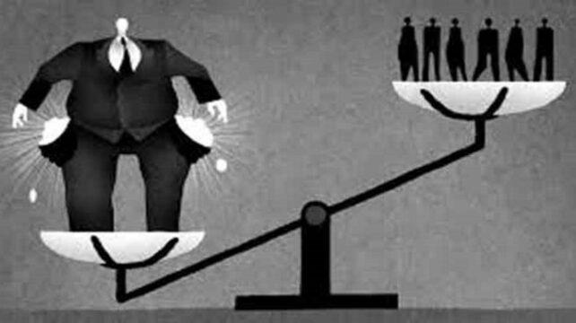 Dünya düzleşti ama, gelir dağılımı çok bozuldu