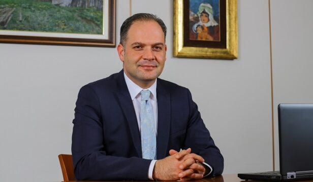 """Cenk Yüksel: """"Karabağ'da tüm imkanlarımızı kullanarak finansal çözümler sunacağız"""""""