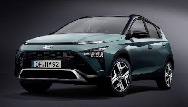 Hyundai Bayon'u tanıttı