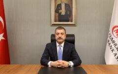 Merkez Bankası Başkanı Kavcıoğlu, bankacılarla toplantı yaptı