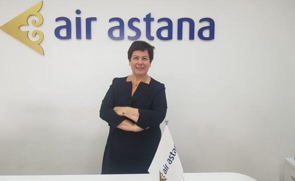 """Özcan: """"Air Astana pandemiye rağmen filosunu genişletiyor"""""""