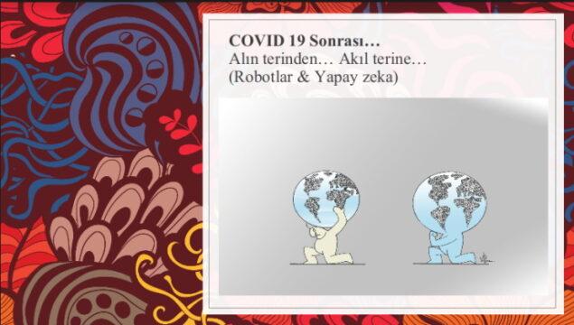Ali Kamil Uzun'dan ayın karikatürü