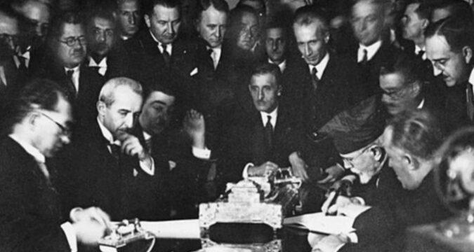 Lozan Antlaşması: 100 yıla 2 kala