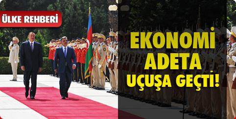 Azerbaycan 5 yılda 3 kat zenginleşti