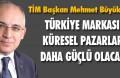 AVRUPA PAZARI, ÖNCELİKLİ HEDEFİMİZ